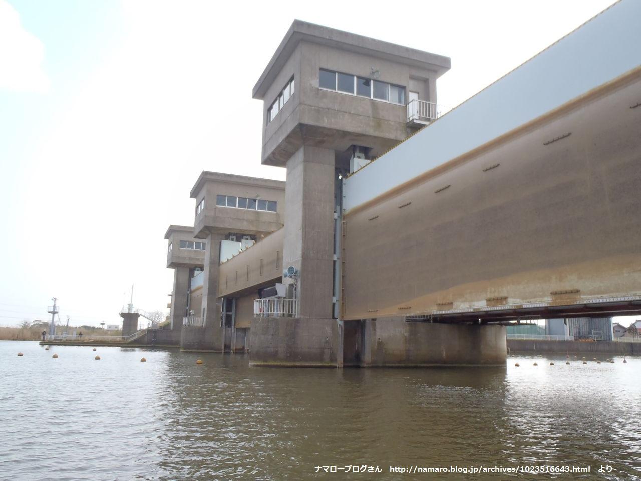 新利根川のバス釣り