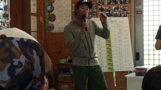 ハヤブサ社主催「AOKI DAISUKE CHALLENGE CUP」に参加してきました